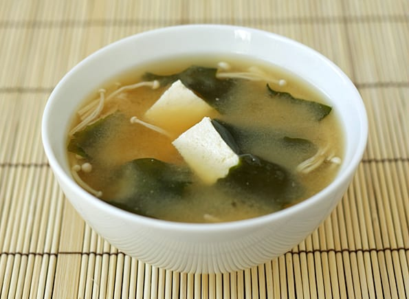 Adele S Miso Soup To Beat The Flu Marion Personal Training